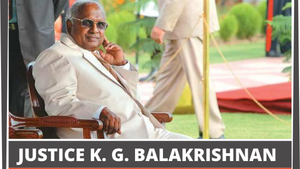 Justice K. G. Balakrishnan